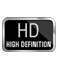 High-definition LCD